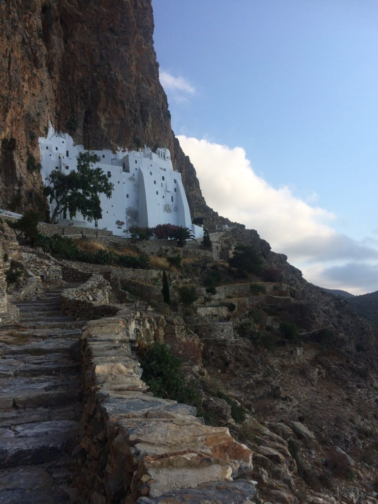 cycladen wandeling Amorgos
